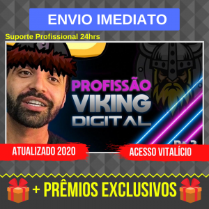 Profissão Viking Digital - Marcelo Távora - 2020.2 - Marketing Digital
